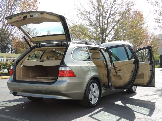 2006 BMW 530xi / AWD / Wagon / Pano Sunroof / Excel Cond - Photo 29 - Portland, OR 97217