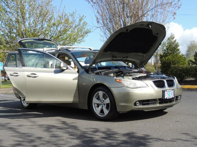 2006 BMW 530xi / AWD / Wagon / Pano Sunroof / Excel Cond - Photo 31 - Portland, OR 97217