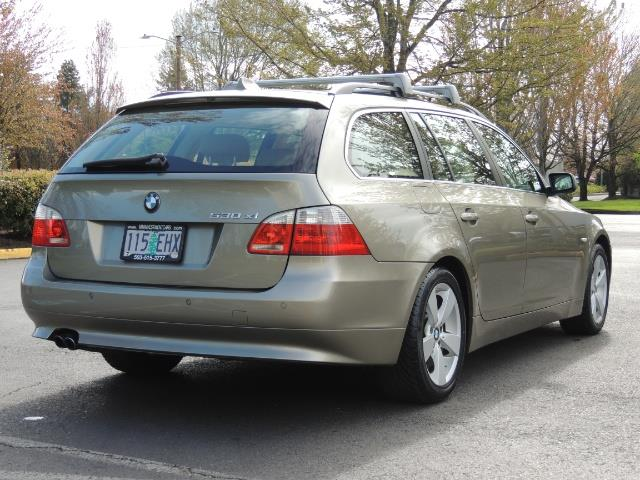 2006 BMW 530xi / AWD / Wagon / Pano Sunroof / Excel Cond - Photo 8 - Portland, OR 97217