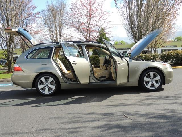 2006 BMW 530xi / AWD / Wagon / Pano Sunroof / Excel Cond - Photo 30 - Portland, OR 97217