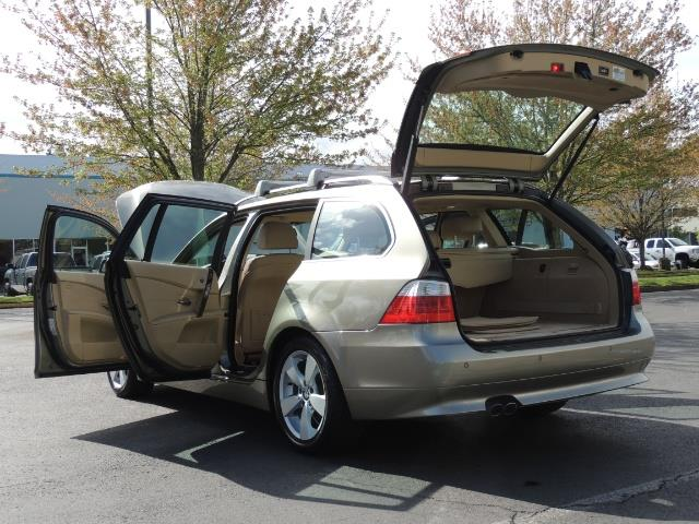 2006 BMW 530xi / AWD / Wagon / Pano Sunroof / Excel Cond - Photo 27 - Portland, OR 97217