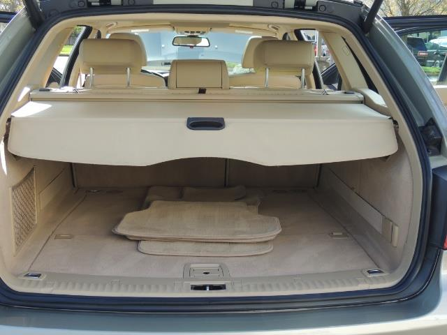 2006 BMW 530xi / AWD / Wagon / Pano Sunroof / Excel Cond - Photo 28 - Portland, OR 97217
