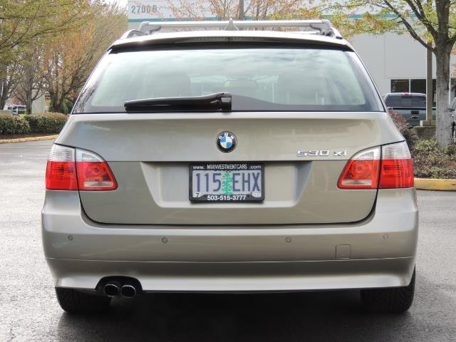2006 BMW 530xi / AWD / Wagon / Pano Sunroof / Excel Cond - Photo 6 - Portland, OR 97217