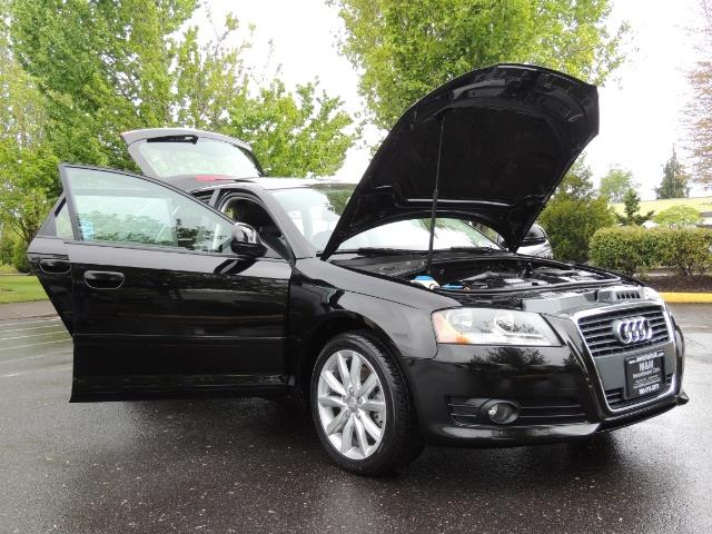 2009 Audi A3 2.0T PZEV / Wagon / Leather / ONLY 51K Miles - Photo 31 - Portland, OR 97217