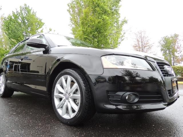 2009 Audi A3 2.0T PZEV / Wagon / Leather / ONLY 51K Miles - Photo 10 - Portland, OR 97217