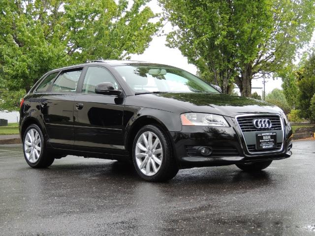 2009 Audi A3 2.0T PZEV / Wagon / Leather / ONLY 51K Miles - Photo 2 - Portland, OR 97217
