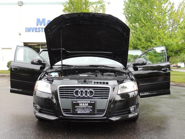 2009 Audi A3 2.0T PZEV / Wagon / Leather / ONLY 51K Miles - Photo 32 - Portland, OR 97217