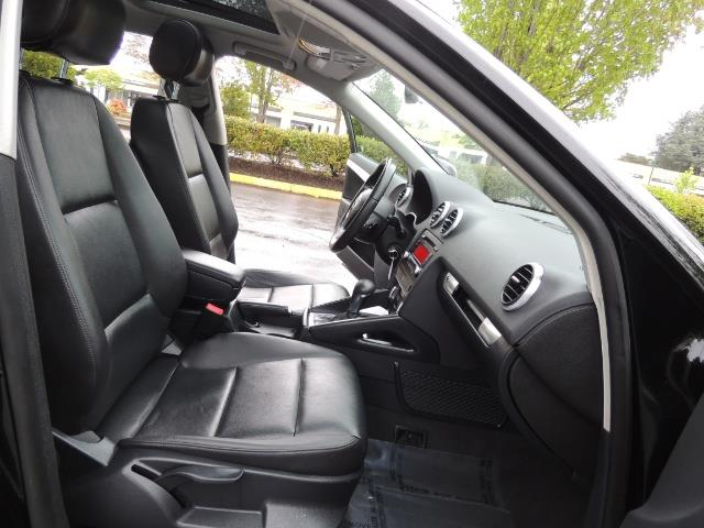 2009 Audi A3 2.0T PZEV / Wagon / Leather / ONLY 51K Miles - Photo 17 - Portland, OR 97217