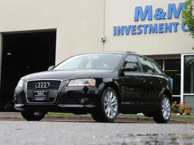 2009 Audi A3 2.0T PZEV / Wagon / Leather / ONLY 51K Miles - Photo 34 - Portland, OR 97217