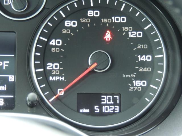 2009 Audi A3 2.0T PZEV / Wagon / Leather / ONLY 51K Miles - Photo 40 - Portland, OR 97217