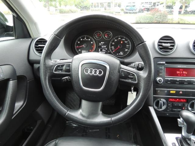 2009 Audi A3 2.0T PZEV / Wagon / Leather / ONLY 51K Miles - Photo 38 - Portland, OR 97217