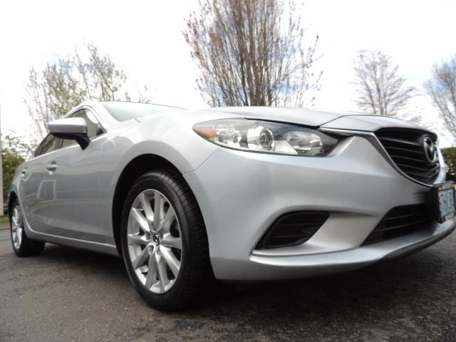 2016 Mazda Mazda6 i Sport / Sedan / Backup Camera / New Tires - Photo 10 - Portland, OR 97217