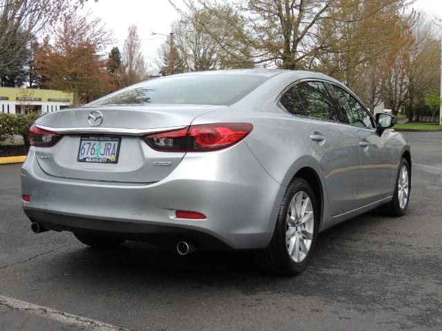 2016 Mazda Mazda6 i Sport / Sedan / Backup Camera / New Tires - Photo 8 - Portland, OR 97217