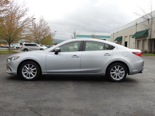 2016 Mazda Mazda6 i Sport / Sedan / Backup Camera / New Tires - Photo 3 - Portland, OR 97217
