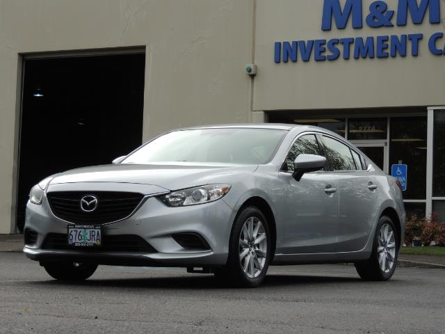 2016 Mazda Mazda6 i Sport / Sedan / Backup Camera / New Tires - Photo 42 - Portland, OR 97217