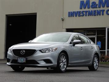 2016 Mazda Mazda6 i Sport / Sedan / Backup Camera / New Tires Sedan