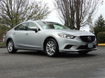 2016 Mazda Mazda6 i Sport / Sedan / Backup Camera / New Tires Sedan