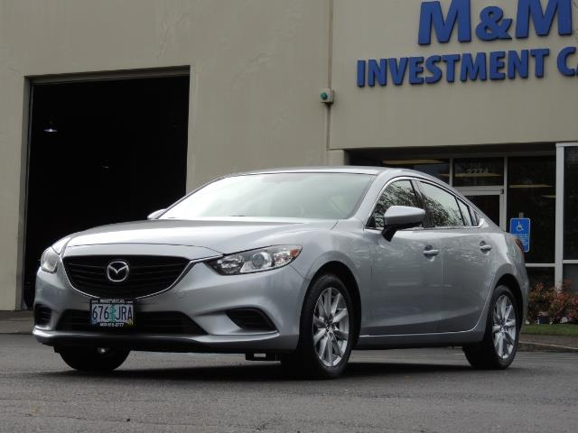 2016 Mazda Mazda6 i Sport / Sedan / Backup Camera / New Tires - Photo 35 - Portland, OR 97217