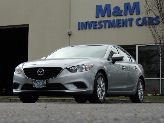 2016 Mazda Mazda6 i Sport / Sedan / Backup Camera / New Tires - Photo 45 - Portland, OR 97217