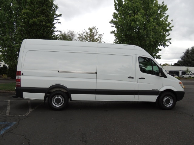 2008 dodge sprinter 2500 170 wb diesel highroof. Black Bedroom Furniture Sets. Home Design Ideas