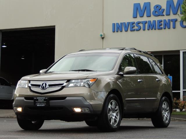 2009 Acura MDX SH-AWD w/Tech / 3RD SEAT / Navigation / Excel Cond - Photo 1 - Portland, OR 97217