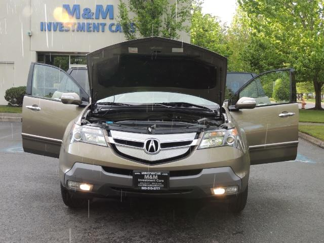 2009 Acura MDX SH-AWD w/Tech / 3RD SEAT / Navigation / Excel Cond - Photo 32 - Portland, OR 97217