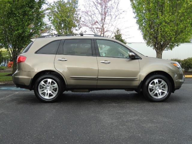 2009 Acura MDX SH-AWD w/Tech / 3RD SEAT / Navigation / Excel Cond - Photo 4 - Portland, OR 97217