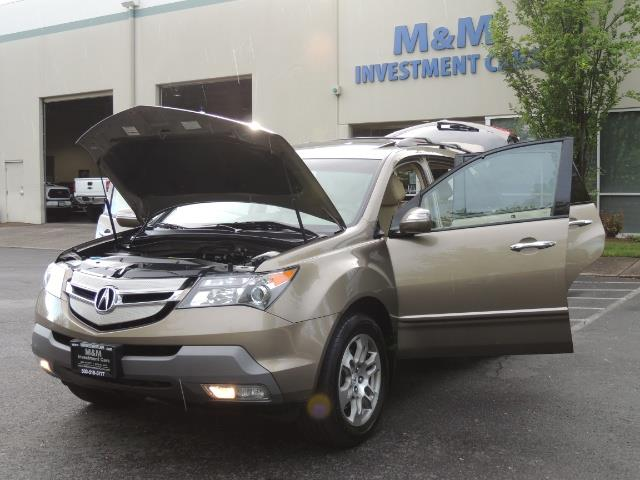 2009 Acura MDX SH-AWD w/Tech / 3RD SEAT / Navigation / Excel Cond - Photo 25 - Portland, OR 97217