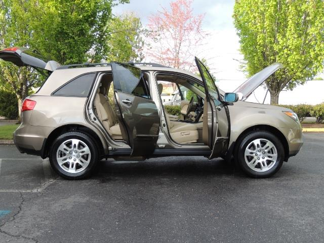 2009 Acura MDX SH-AWD w/Tech / 3RD SEAT / Navigation / Excel Cond - Photo 30 - Portland, OR 97217