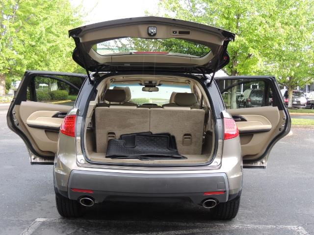 2009 Acura MDX SH-AWD w/Tech / 3RD SEAT / Navigation / Excel Cond - Photo 28 - Portland, OR 97217