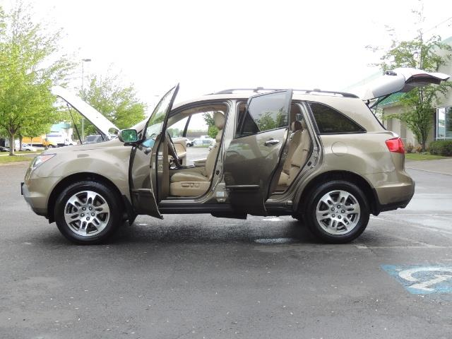 2009 Acura MDX SH-AWD w/Tech / 3RD SEAT / Navigation / Excel Cond - Photo 26 - Portland, OR 97217