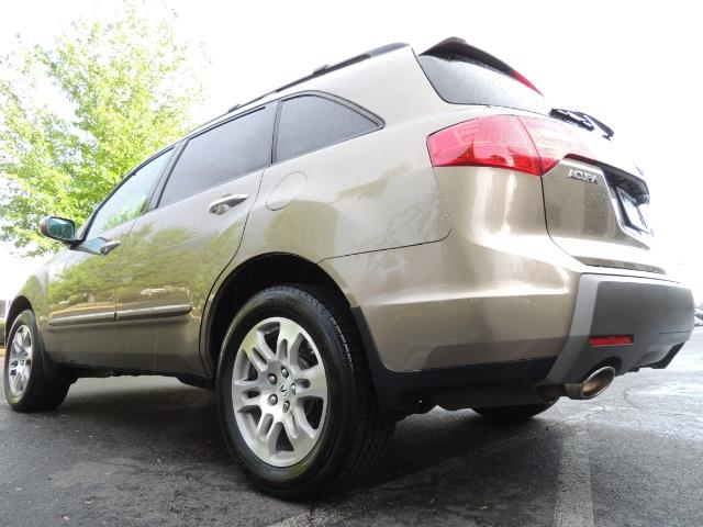 2009 Acura MDX SH-AWD w/Tech / 3RD SEAT / Navigation / Excel Cond - Photo 47 - Portland, OR 97217