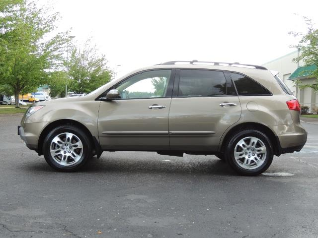 2009 Acura MDX SH-AWD w/Tech / 3RD SEAT / Navigation / Excel Cond - Photo 3 - Portland, OR 97217