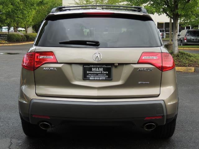 2009 Acura MDX SH-AWD w/Tech / 3RD SEAT / Navigation / Excel Cond - Photo 6 - Portland, OR 97217