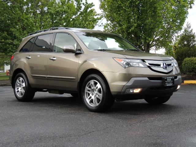 2009 Acura MDX SH-AWD w/Tech / 3RD SEAT / Navigation / Excel Cond - Photo 2 - Portland, OR 97217