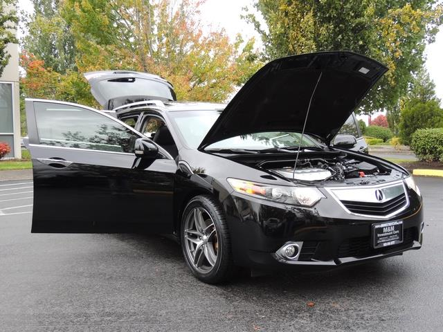 2012 acura tsx sport wagon leather sunroof excel cond. Black Bedroom Furniture Sets. Home Design Ideas