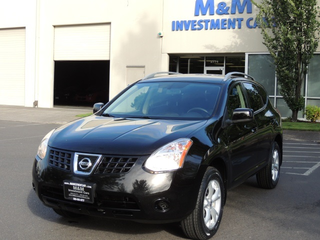 2009 Nissan Rogue SL AWD All Wheel Drive 4 Cyl