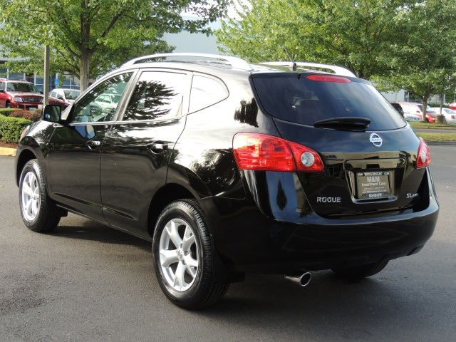 2009 nissan rogue sl awd all wheel drive 4 cyl excellent cond. Black Bedroom Furniture Sets. Home Design Ideas
