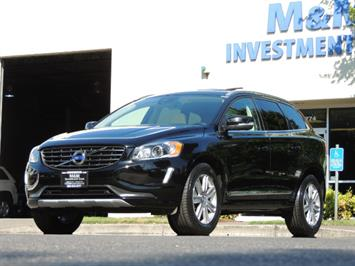 2017 Volvo XC60 T5 Inscription / AWD/ BLIS / Navi / Backup / Pano SUV
