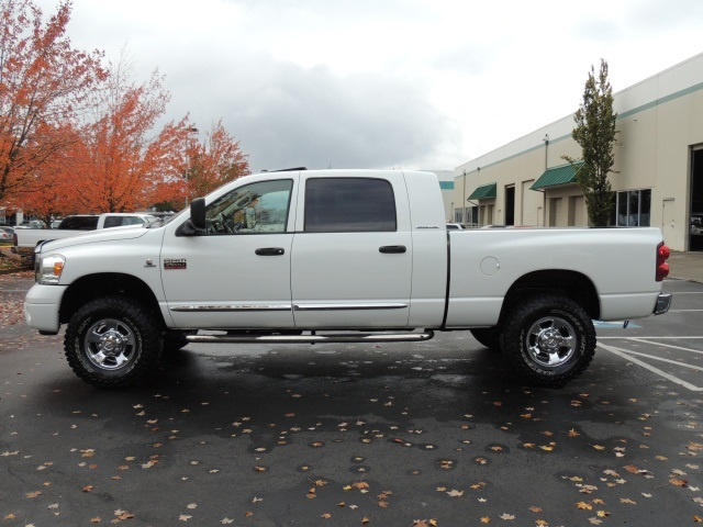 2007 dodge ram 2500 mega cab laramie 4x4 5 9l. Black Bedroom Furniture Sets. Home Design Ideas