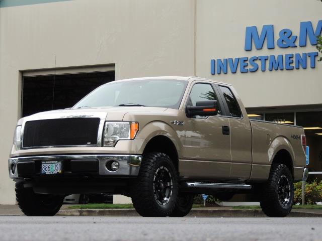 2012 Ford F-150 XLT / 4X4 / 3.7L V6 / LIFTED LIFTED - Photo 43 - Portland, OR 97217