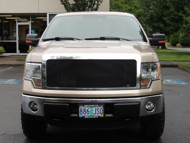 2012 Ford F-150 XLT / 4X4 / 3.7L V6 / LIFTED LIFTED - Photo 5 - Portland, OR 97217