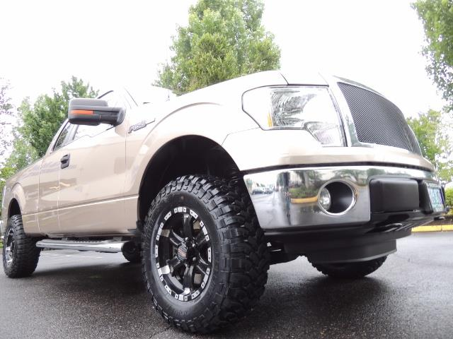 2012 Ford F-150 XLT / 4X4 / 3.7L V6 / LIFTED LIFTED - Photo 10 - Portland, OR 97217