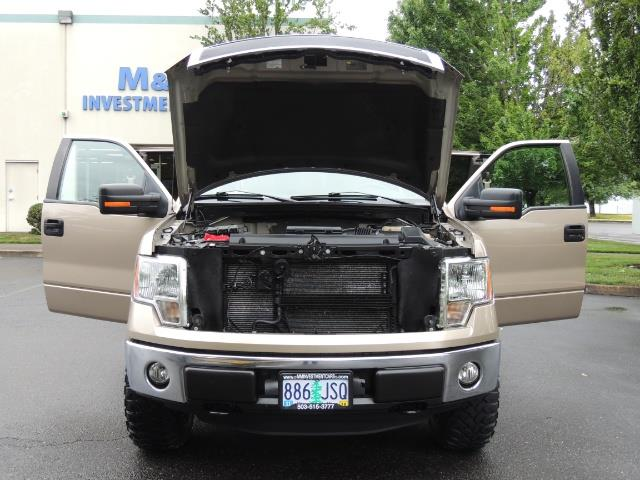 2012 Ford F-150 XLT / 4X4 / 3.7L V6 / LIFTED LIFTED - Photo 31 - Portland, OR 97217