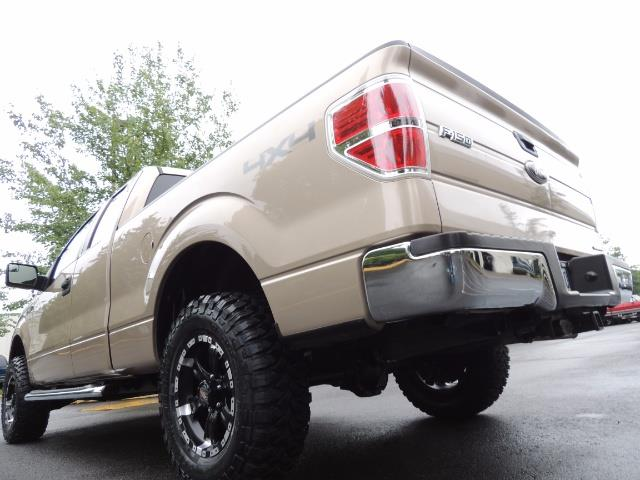 2012 Ford F-150 XLT / 4X4 / 3.7L V6 / LIFTED LIFTED - Photo 11 - Portland, OR 97217
