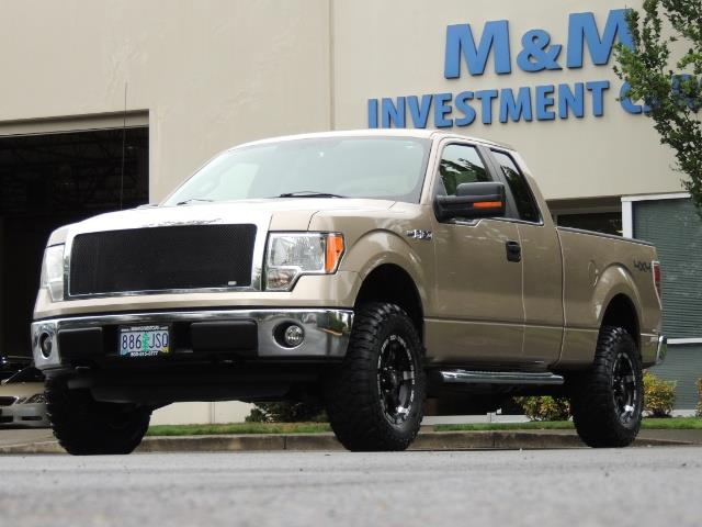2012 Ford F-150 XLT / 4X4 / 3.7L V6 / LIFTED LIFTED - Photo 44 - Portland, OR 97217