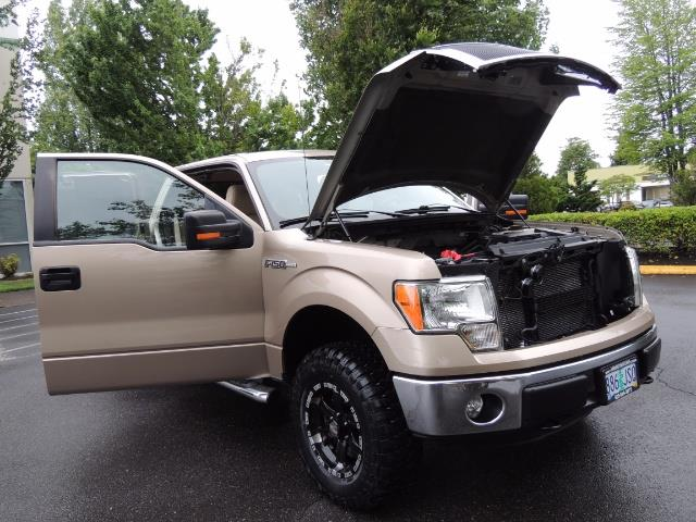 2012 Ford F-150 XLT / 4X4 / 3.7L V6 / LIFTED LIFTED - Photo 30 - Portland, OR 97217