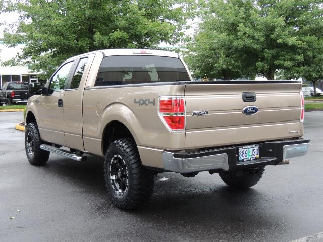 2012 Ford F-150 XLT / 4X4 / 3.7L V6 / LIFTED LIFTED - Photo 7 - Portland, OR 97217