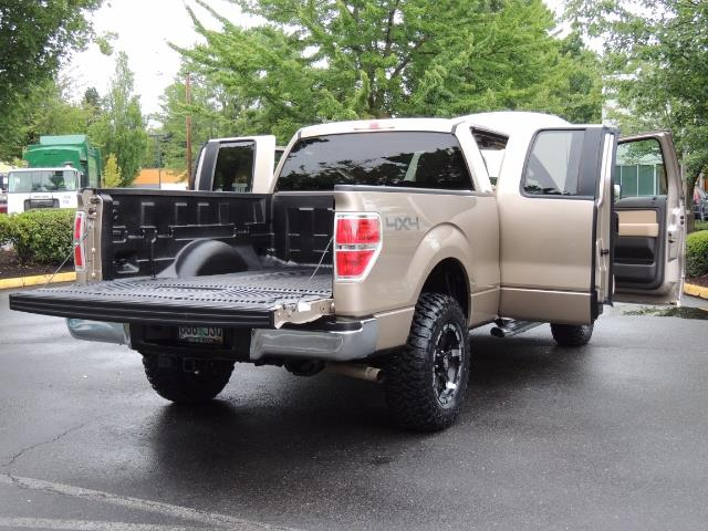 2012 Ford F-150 XLT / 4X4 / 3.7L V6 / LIFTED LIFTED - Photo 29 - Portland, OR 97217