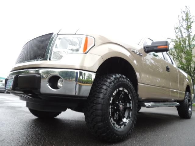 2012 Ford F-150 XLT / 4X4 / 3.7L V6 / LIFTED LIFTED - Photo 9 - Portland, OR 97217